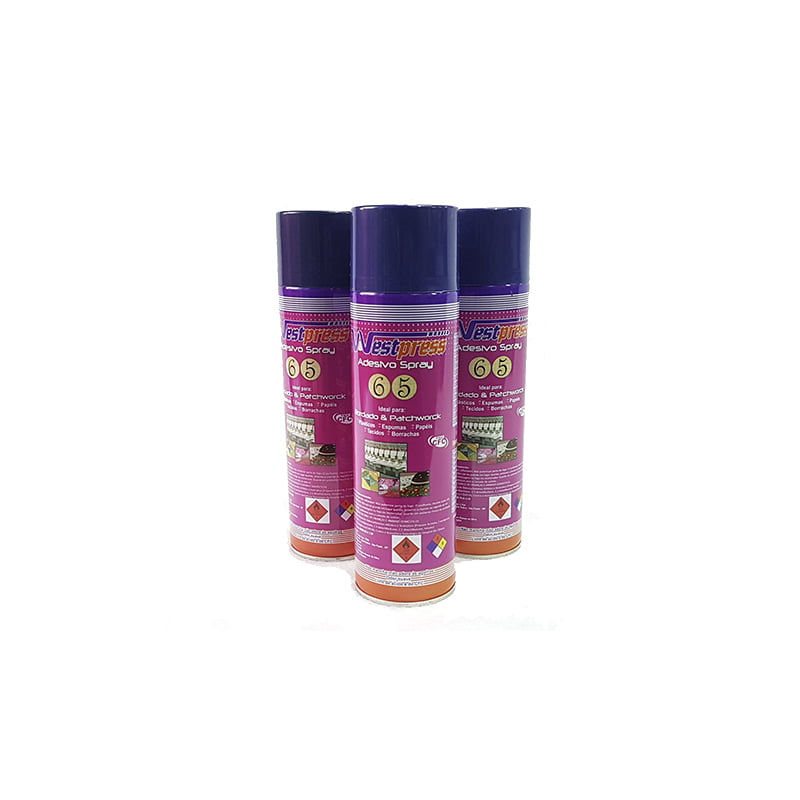 Combo 3 Colas Spray Westpress
