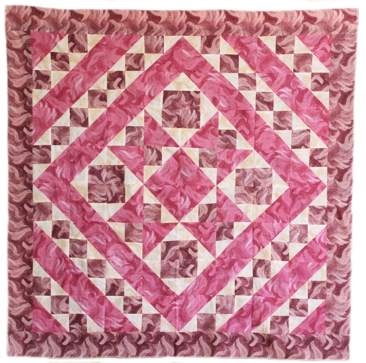 Projeto Lap Quilt Rosa Alecrim (151)