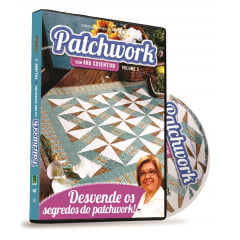 Dvd Patchwork com Ana Cosentino volume 2