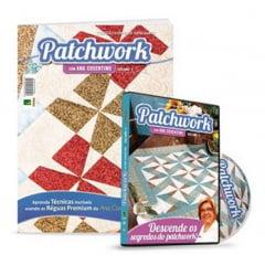 DVD Patchwork + Revista Ana Cosentino (Vitrine Vol. 02)