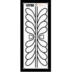 Estêncil de Quilting - 10760