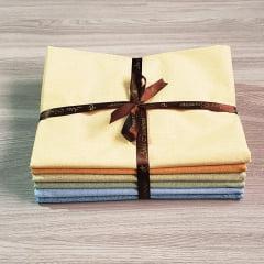 Kit Tecidos Alecrim (1 metro) - Coleção Citra