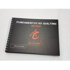Caderno de Desenho p/ Quilting - Método Ana Cosentino