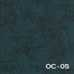 TRICOLINE 100% ALGODÃO ALECRIM TECIDOS OCEANO OC-05