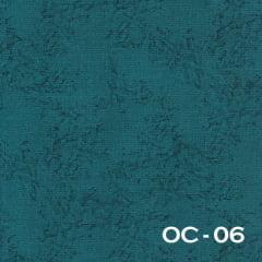TRICOLINE 100% ALGODÃO ALECRIM TECIDOS OCEANO OC-06
