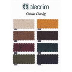 Coleção Country - Tecido Alecrim CT-07