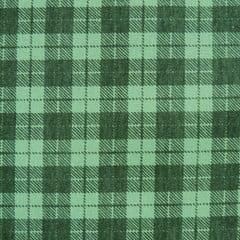 Tecido Xadrez Verde Escuro