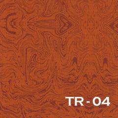 TRICOLINE 100% ALGODÃO ALECRIM TECIDOS Terracota - TR-04
