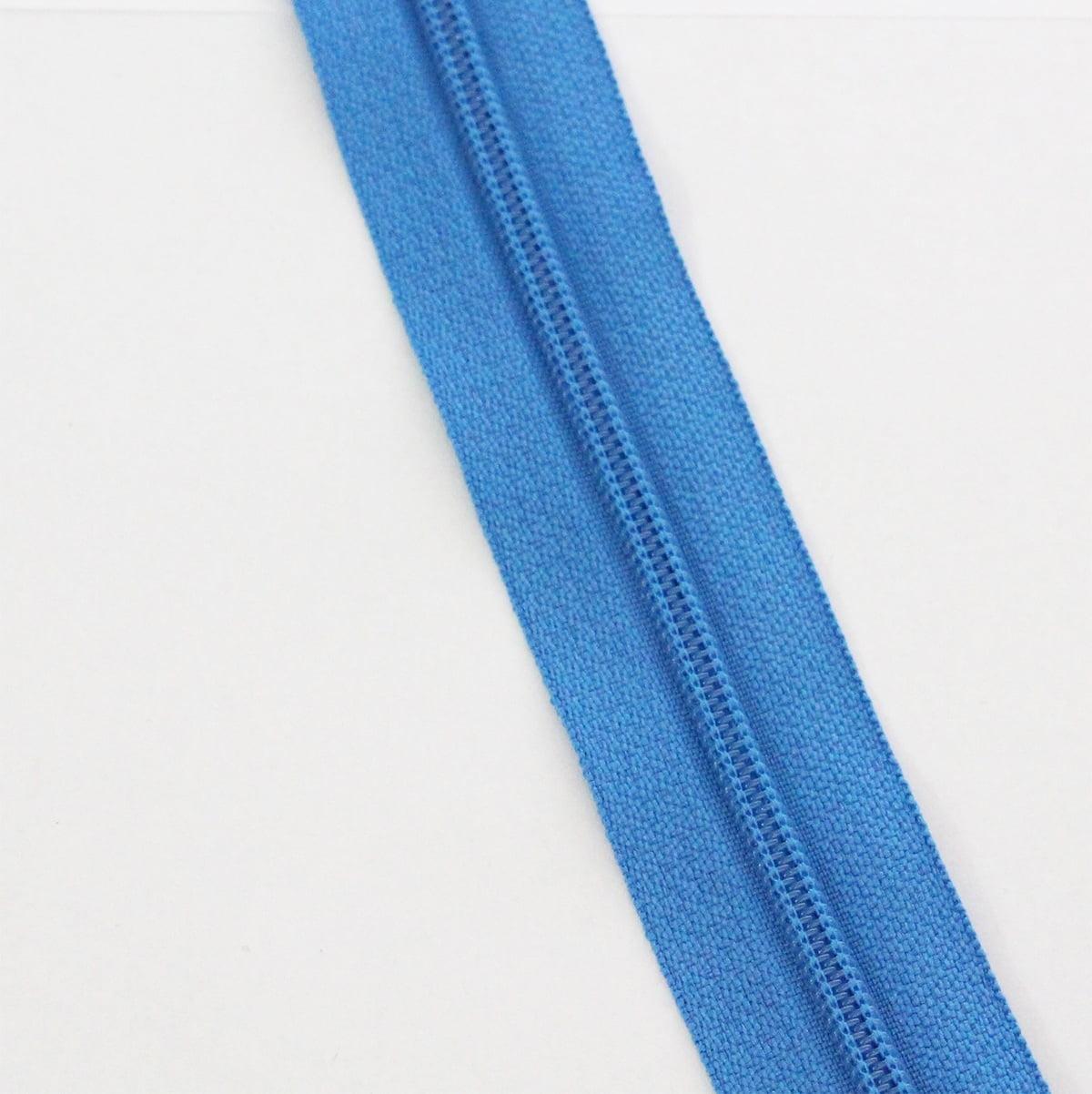 Zíper Metro 4,5mm - Azul Céu Escuro
