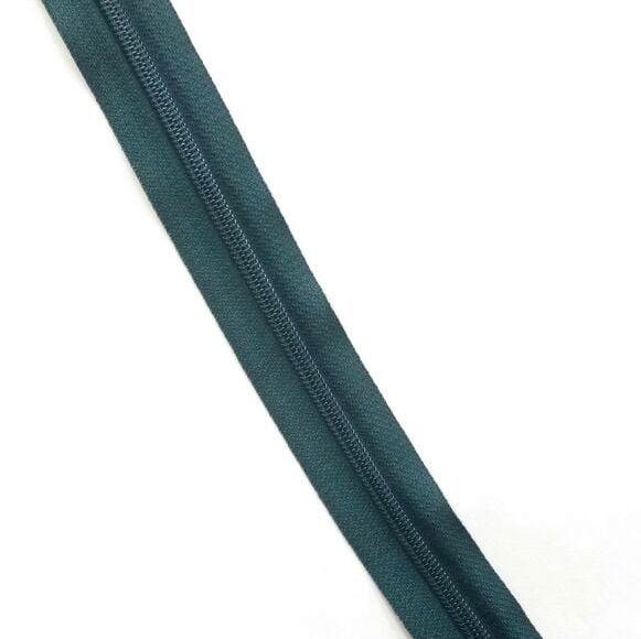 Zíper Metro 4,5mm - Verde Escuro
