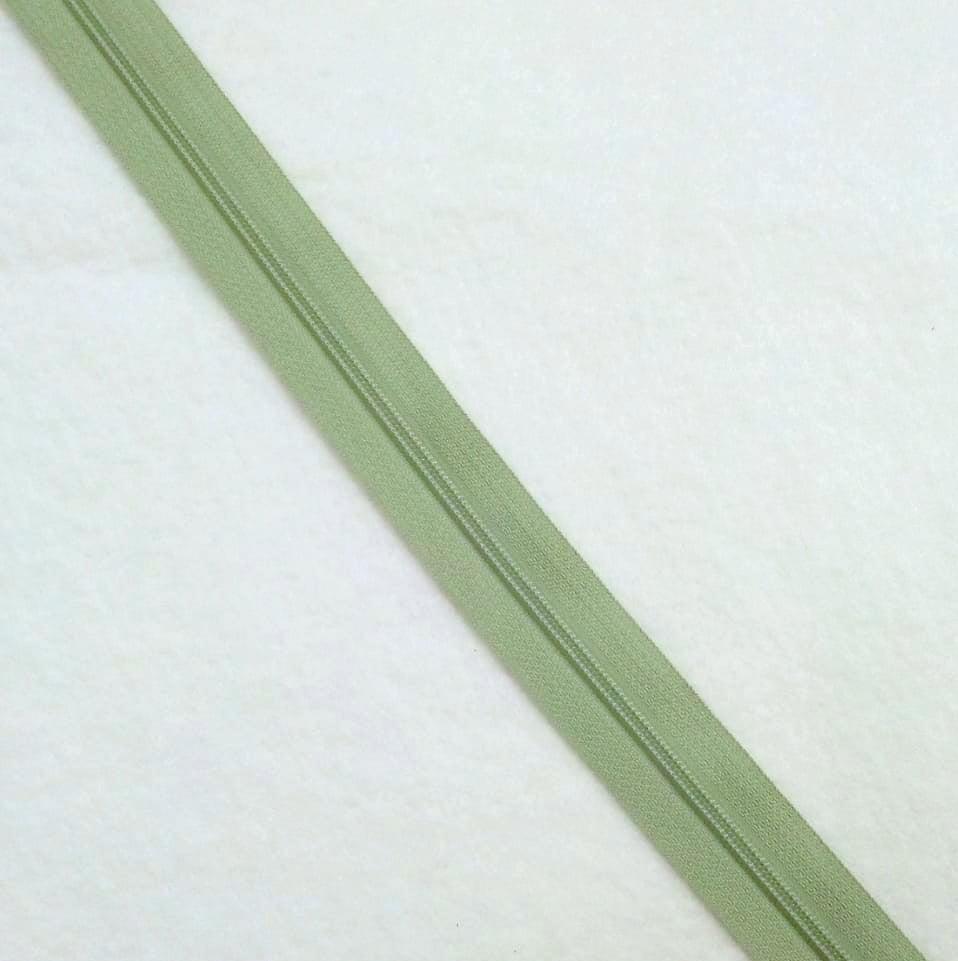 Zíper Metro 4,5mm - Verde Menta